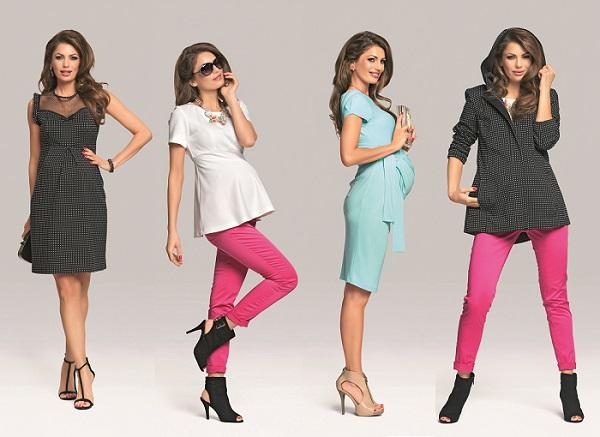 Одежда и настроение женщины.