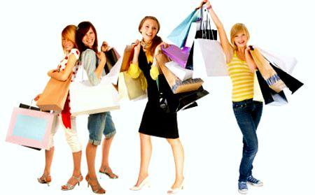 Как научиться шопингу?