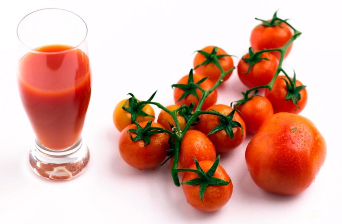 Как томатный сок помогает диете